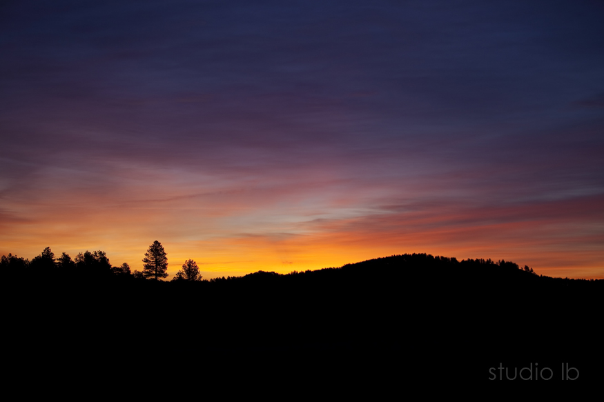 Custer State Park Sunrise_1