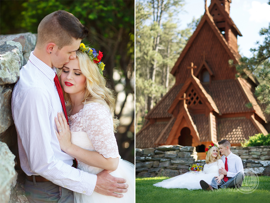 studio lb elopement chapel in the hills rapid city 10