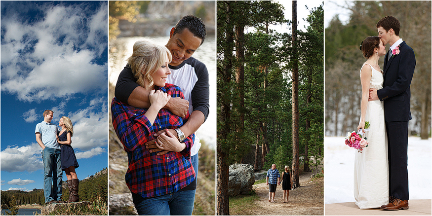 custer state park engagement