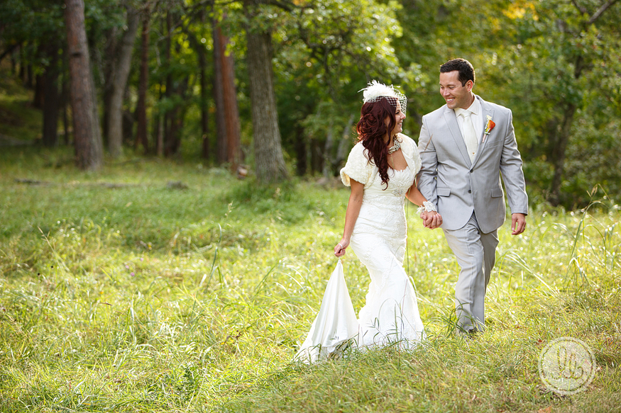 game lodge wedding
