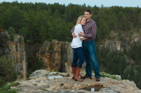 bobby + lindsay ENGAGED!! Rapid City engagement photography