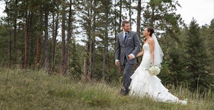 tyler + jessica MARRIED!! Prairie Berry Winery Wedding