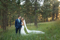 paul + amanda MARRIED!! Custer State Park wedding photography