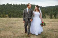 gabe + ellie MARRIED!! Custer State Park wedding photography