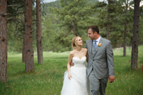 jake + megan MARRIED!! Black Hills wedding photography