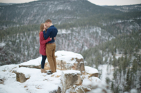 michael + rebecca ENGAGED!! Rapid City engagement photographer