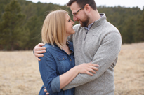 ethan + gina ENGAGED!! Custer State Park photography