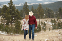 lex + heidi ENGAGED!! Custer State Park photographer