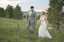 ethan + gina MARRIED!! Black Hills wedding