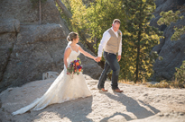 lex + heidi MARRIED!! Custer State Park wedding photographer