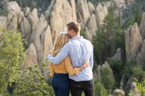 styled PROPOSAL!! Sylvan Lake, Custer State Park engagement