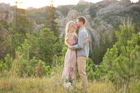 styled ELOPEMENT!! Sylvan Lake, Custer State Park elopement