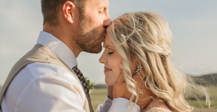 dustin + cahri MARRIED!! Custer State Park wedding